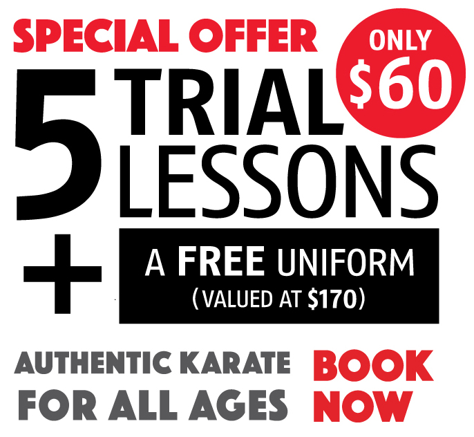 SPECIAL TRIAL OFFER